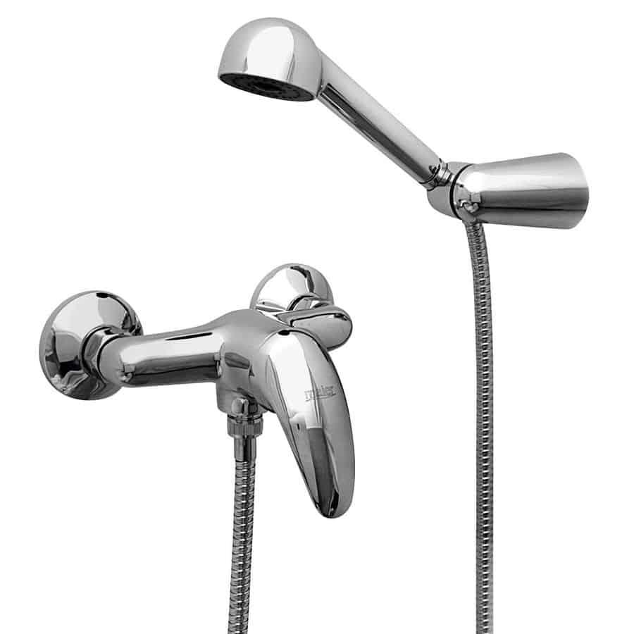 Grifo de ducha con accesorios banium for Accesorios para ducha