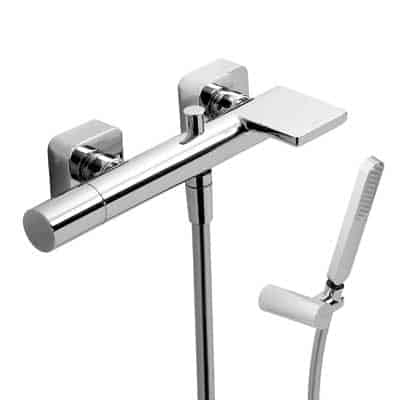 Grifo monomando bañera-ducha – Tres – Loft