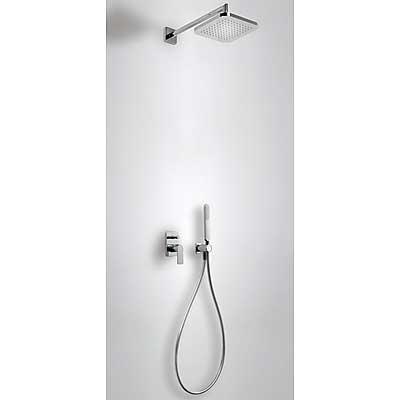 Kit de ducha monomando empotrado – Tres – Loft