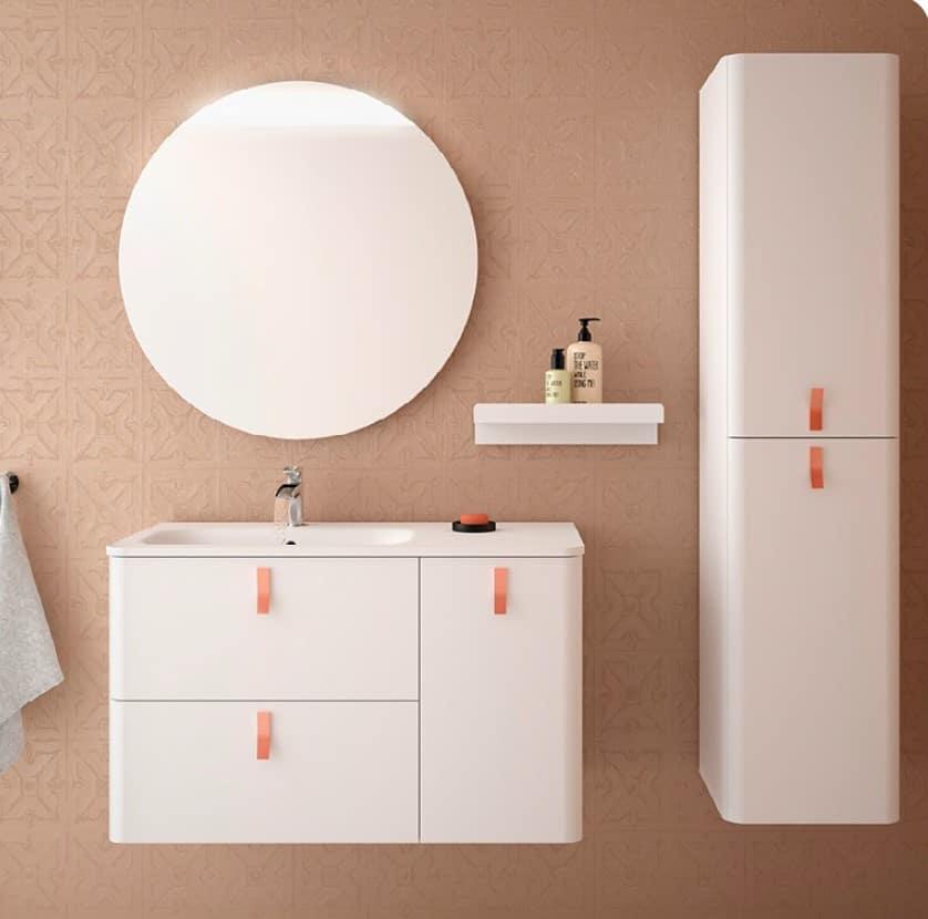 Conjunto mueble de ba o 2c y banium for Conjunto de accesorios para bano
