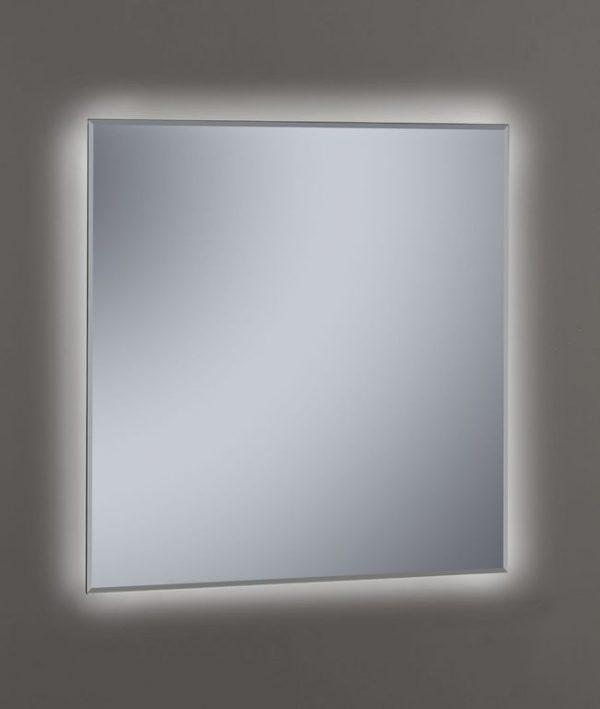 Espejo con luz led-Ligth-Design Glass