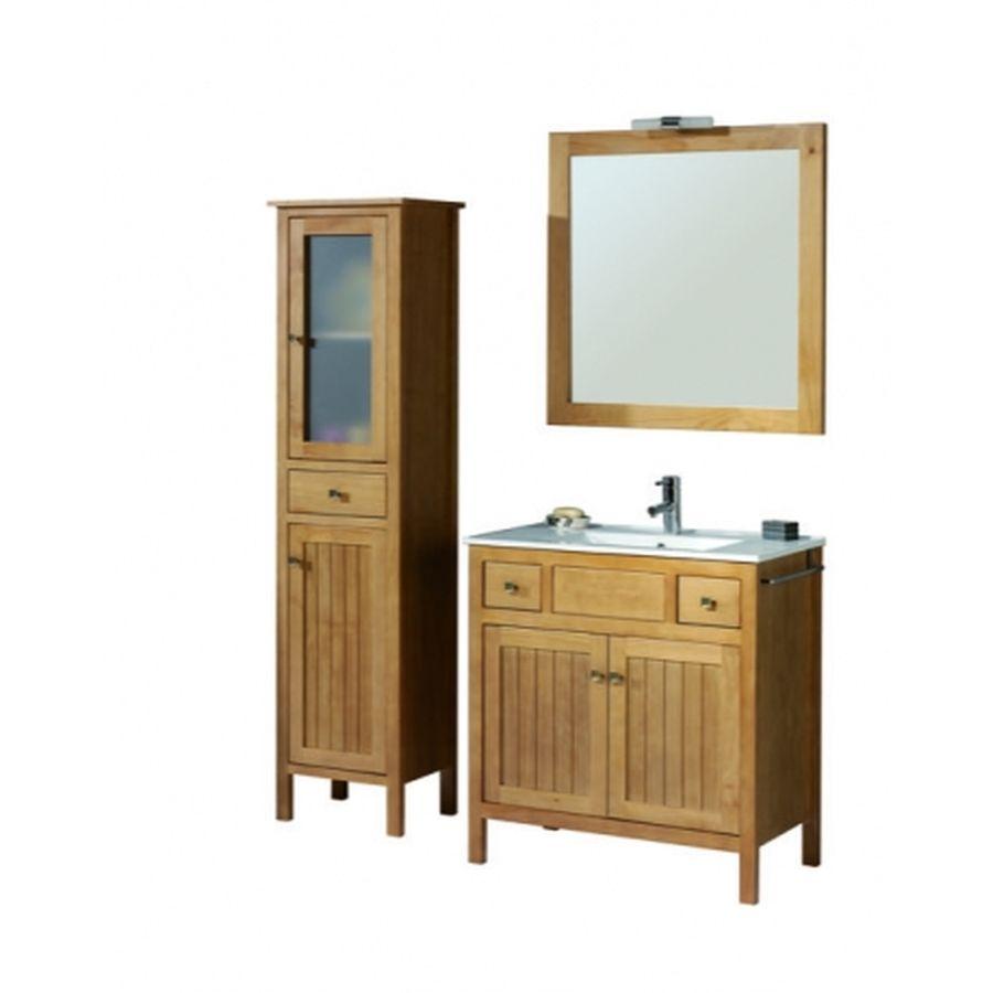 Conjunto mueble de baño con... - Banium