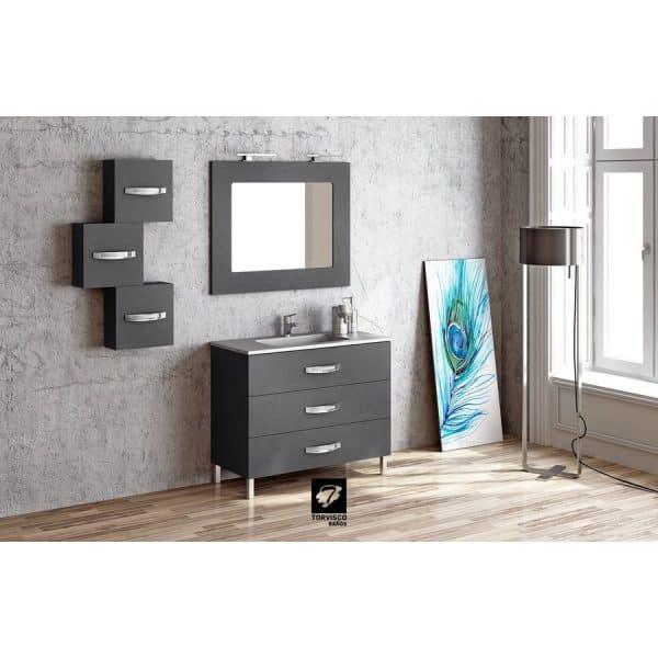 Mueble auxiliar de 35 cm - Garona