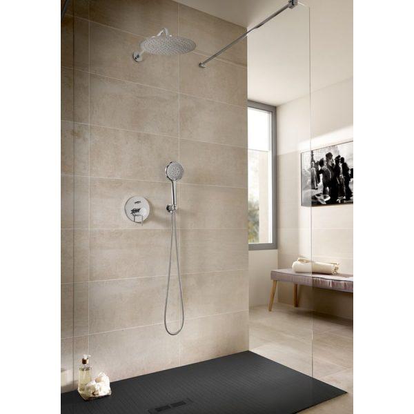 Mezclador monomando de bañera empotrado - Focus - hansgrohe