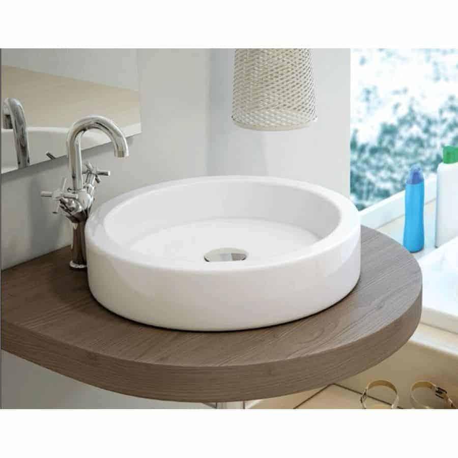 Lavabo sobre encimera circus banium for Compra de lavabos