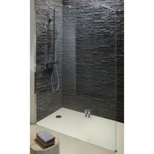 Panel fijo para un espacio de ducha - Jacob Delafon - Contra