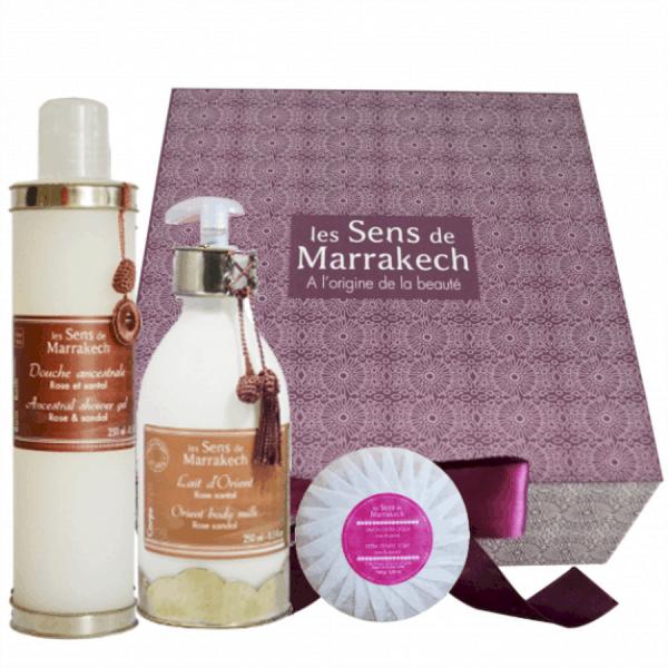 Cofre El 'must' de la Rosa - Les Sens de Marrakech