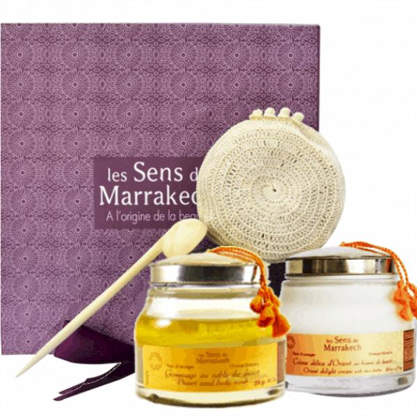 Estuche primavera florida al naranjo -  Les Sens de Marrakech