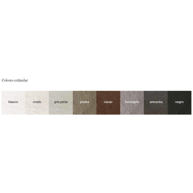 Plato de Ducha SolidStone Natural Pizarra - Baños 10