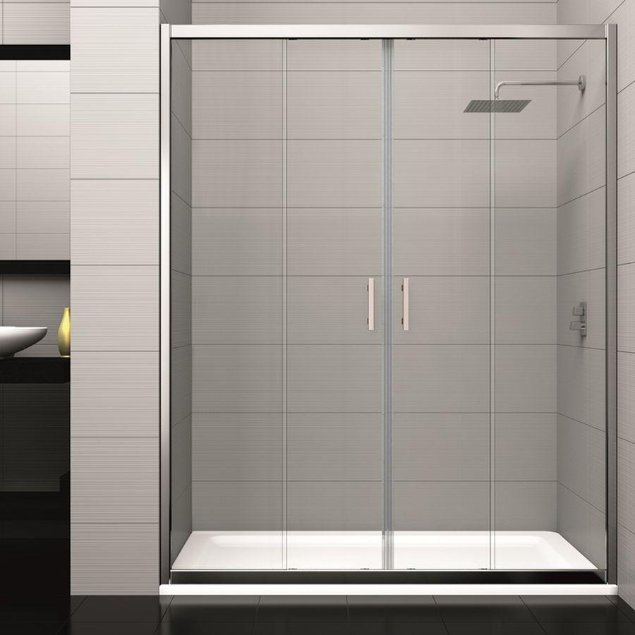 Mampara de ducha decorban valencia d406 es - Mamparas de bano coruna ...