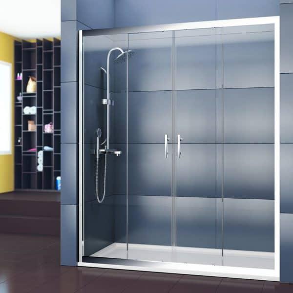 Mampara de ducha Frontal - Decorban - Vitoria 2 D406 - ES
