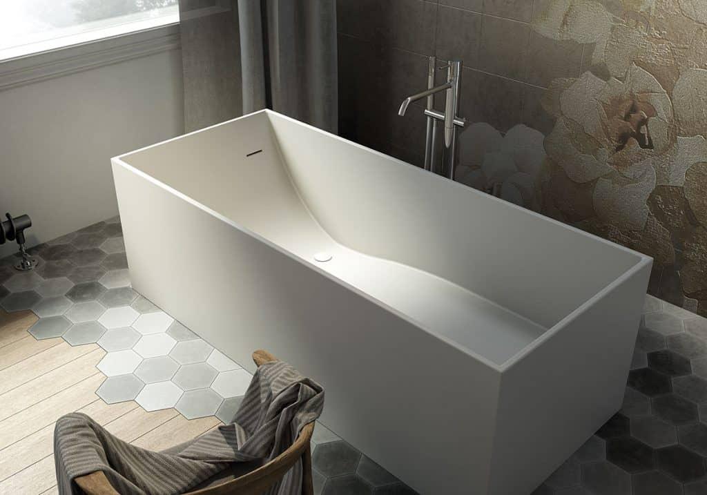 Baños con solid surface