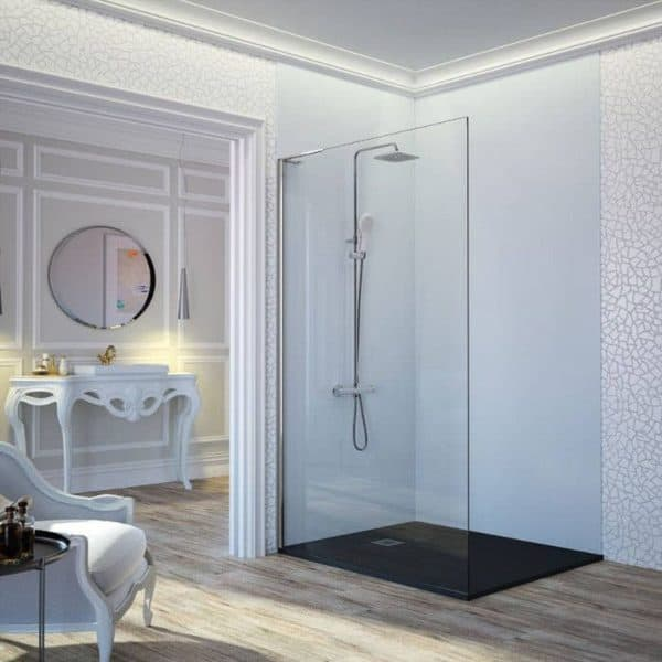 Panel fijo de ducha - Fresh - Kassandra
