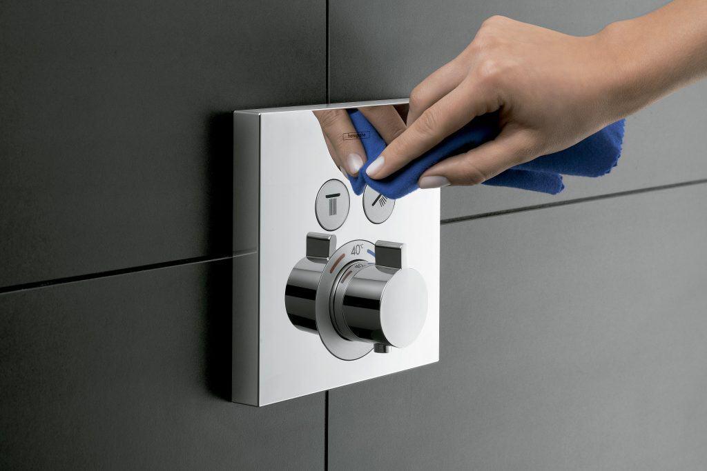 Cómo instalar grifería de ducha empotrada