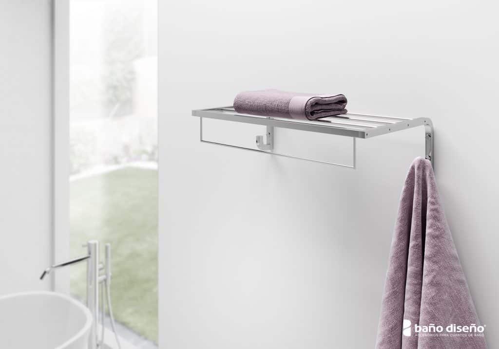 De qué están hechos los accesorios para el cuarto de baño? | Banium.com