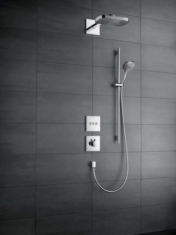 Termostato empotrado de gran caudal - ShowerSelect - hansgrohe
