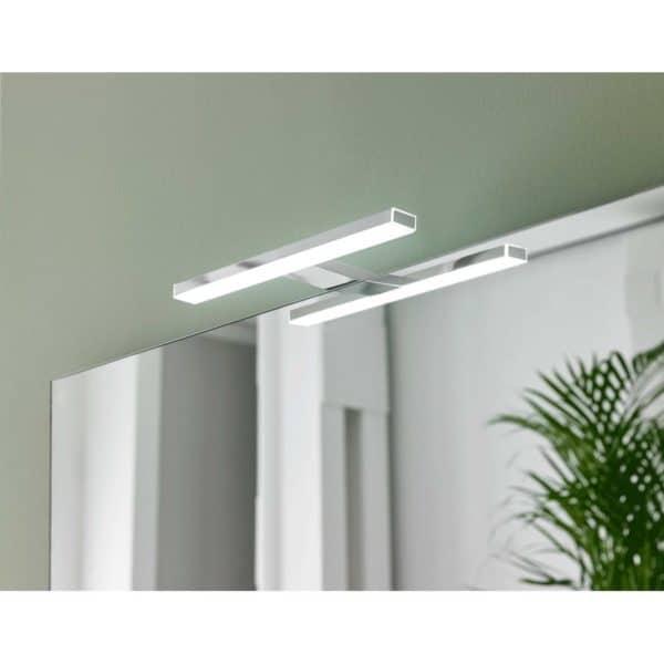 Aplique cuadrado LED (bajo consumo) - Taberner