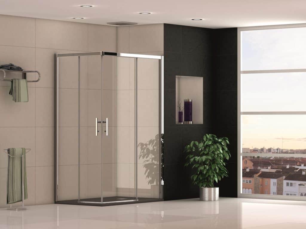 3 mamparas de Decorban para el cuarto de baño | Banium.com