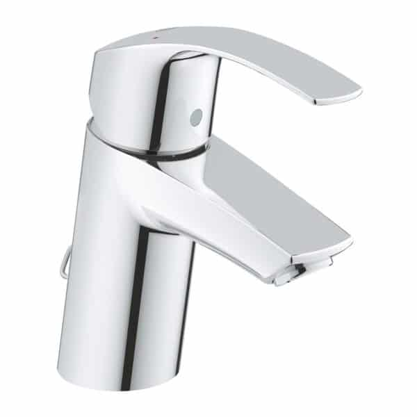 Grifo de lavabo monomando con cadenilla - Eurosmart S - Grohe