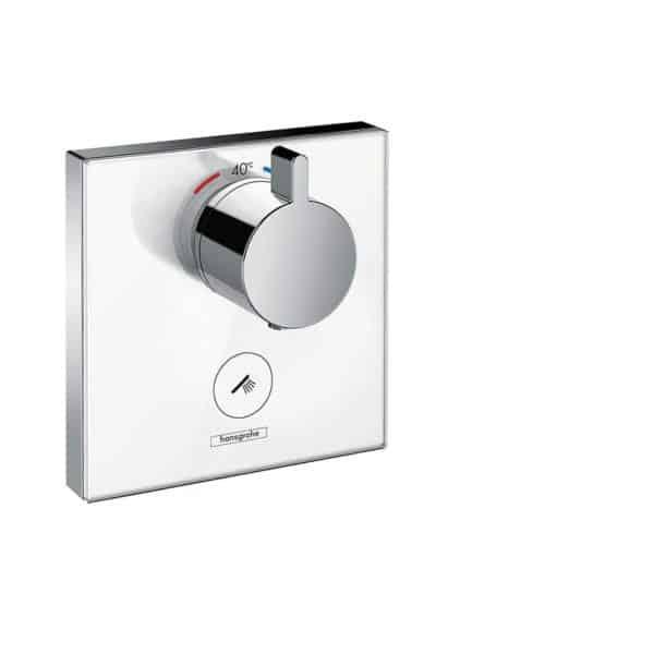 Termostato empotrado ShowerSlect Glass - hansgrohe
