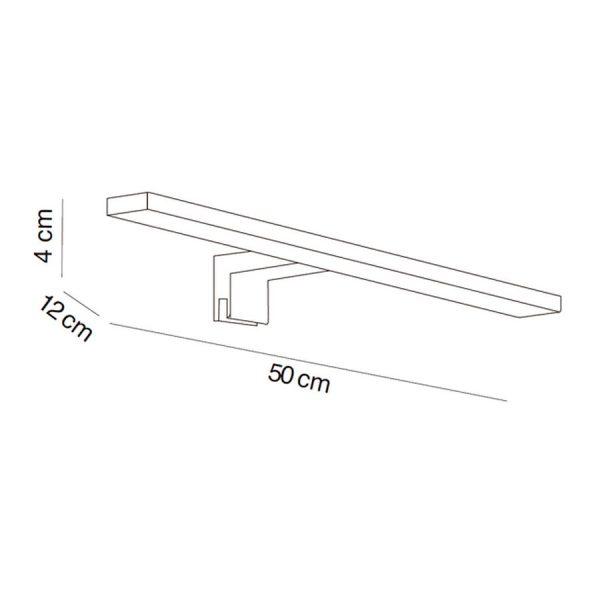 Aplique de 50 cm - 7648 - Manillons Torrent