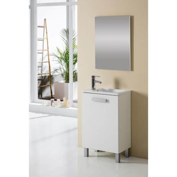 Conjunto de baño - Kit mini 50 - Muebles Jumar