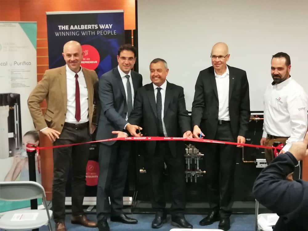 Standard Hidráulica inaugura sus nuevas instalaciones en Pinto (Madrid)