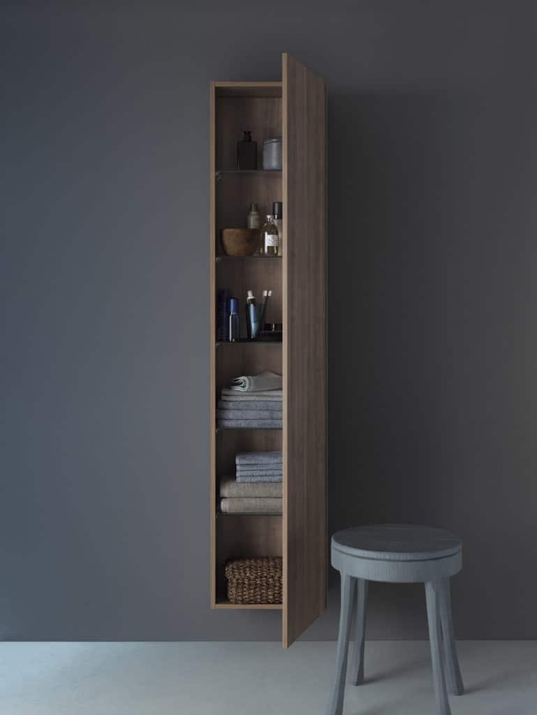 Lugares para almacenar tus utensilios del cuarto de baño
