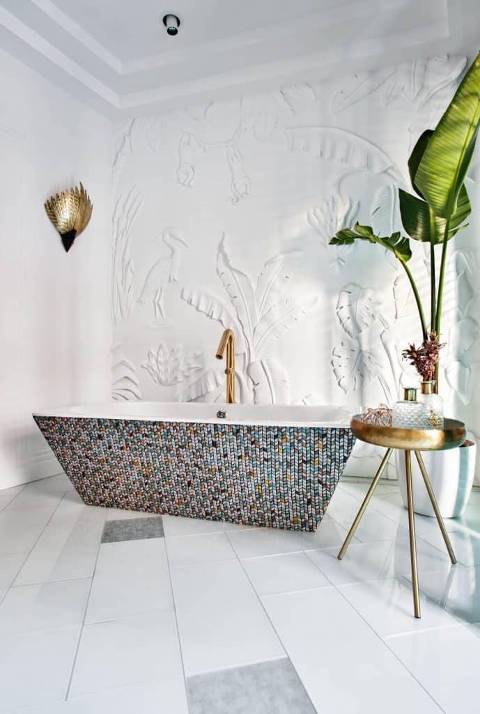 Bañera de Geberit