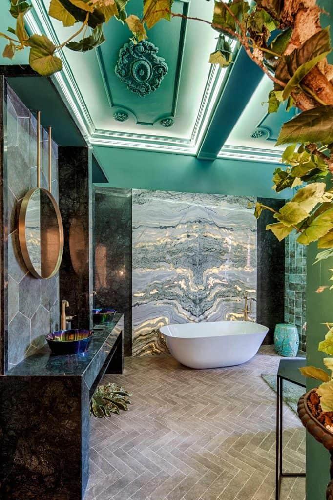 bañera exenta Theano de Villeroy & Boch