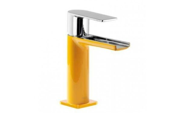 Monomando de lavabo Loft colors - Serie exclusive - Tres Grifería