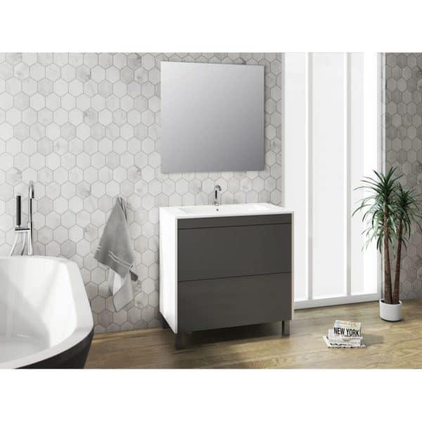Conjunto de baño - Push -Jumar