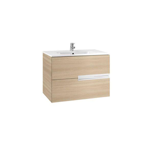 Conjunto Unik Mueble 2 cajones y lavabo - Victoria-N - Roca