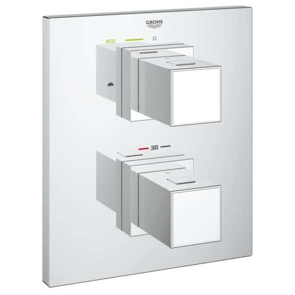 Termostato para baño / ducha - Grohtherm cube - Grohe