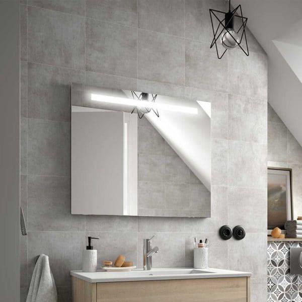 Espejo con iluminación led incorporada - Sunset - Salgar