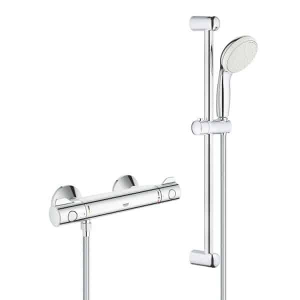 Conjunto de ducha con termostato - Grohtherm 800 - Grohe