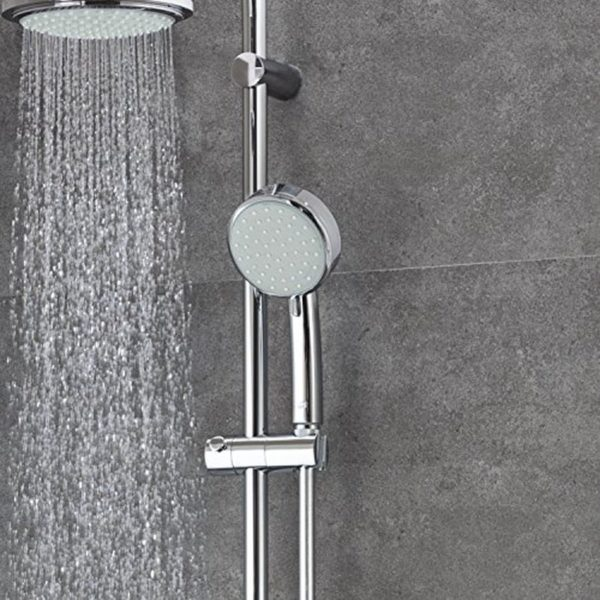 Sistema de ducha con termostato incorporado - Tempesta Cosmopolitan System 210 - Grohe