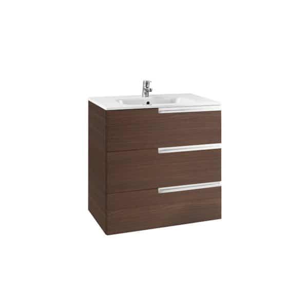Conjunto Unik Mueble base y lavabo - Victoria-N Family - Roca