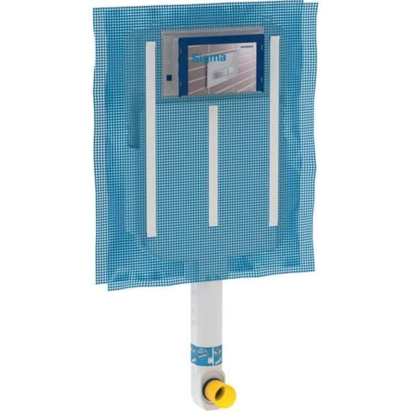 Cisterna empotrada Sigma 8 cm , 6/3 L - Geberrit