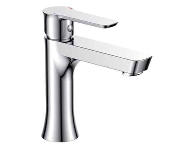 Monomando lavabo cromo - Nautilus - AQG