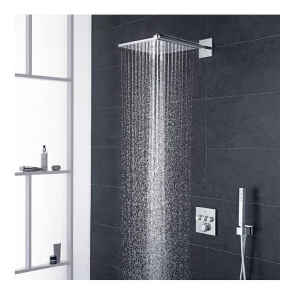 Conjunto de ducha mural - Grohtherm Smartcontrol con Rainshower 310 cube - Grohe