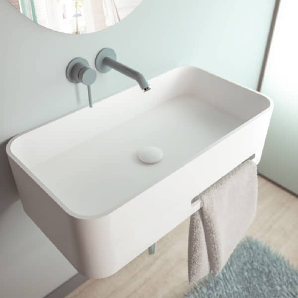 Lavabo Solid Surface-Hold collection-Xolid