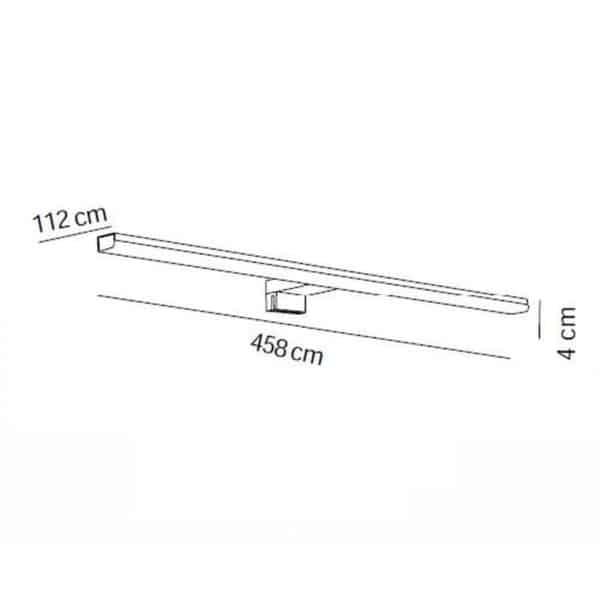 Aplique de luz LED - 7660 - Manillons Torrent