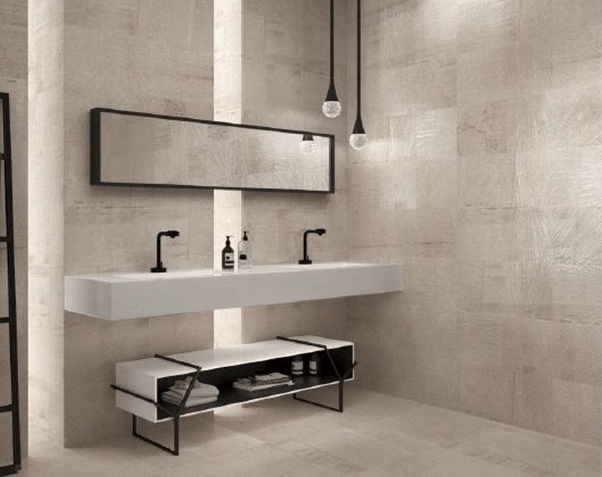Revestimientos originales para el cuarto de baño | Banium.com