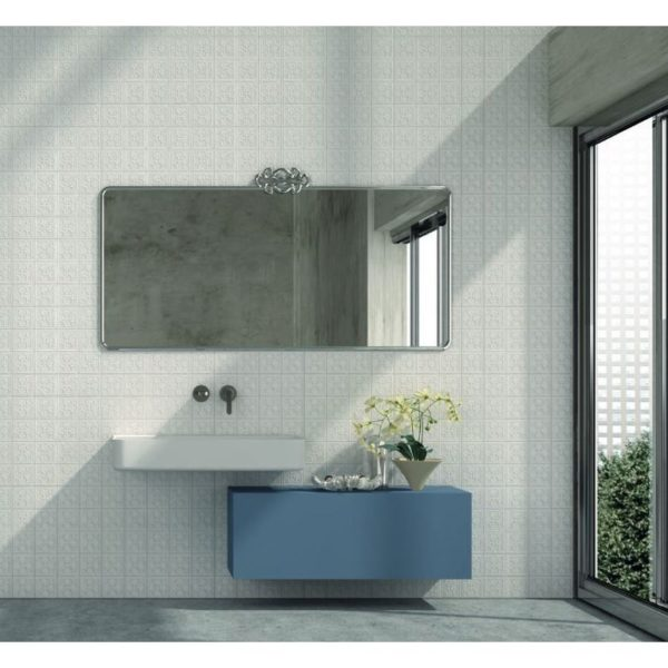 Revestimiento textura Solid surface mate - Tiles Alhambra - Kretta