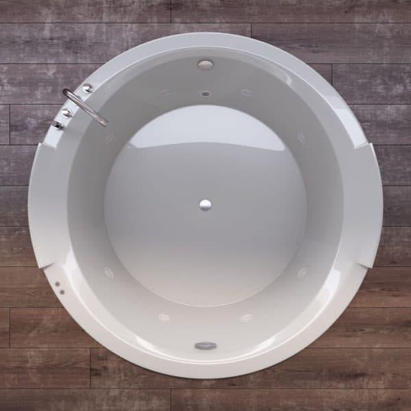 Bañera encastrada - Baños10 - Cimbra