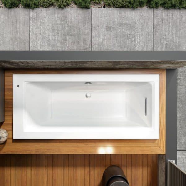 Bañera de exterior - Miles - Baños10