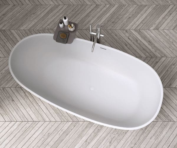 Bañera solid surface exenta - Baños10 - Tay