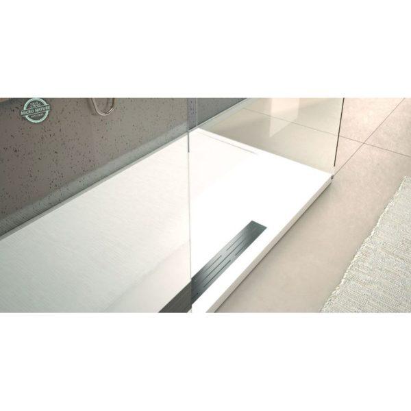 Plato de ducha acabado pizarra - Elite - Kretta