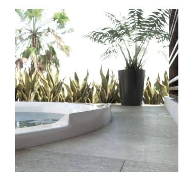 Bañera de exterior - Baños10 - Clay